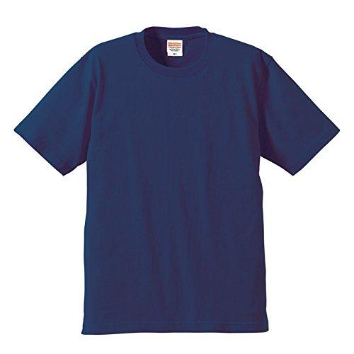 (ユナイテッドアスレ)UnitedAthle 6.2オンス プレミアム Tシャツ 594201 [メンズ] 087 インディゴ XXL