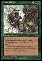 Magic: the Gathering - Giant Badger - Book Promos - Book Promos