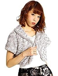 d148b5c290eaf Amazon.co.jp  Style Block(スタイル ブロック) - カーディガン・ボレロ ...