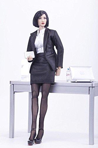 1/6 ビジネススーツ+シューズ 女性 ...