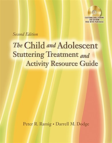 Download Child and Adolescent Stuttering Treatment And Activity Resource Guide 1435481178