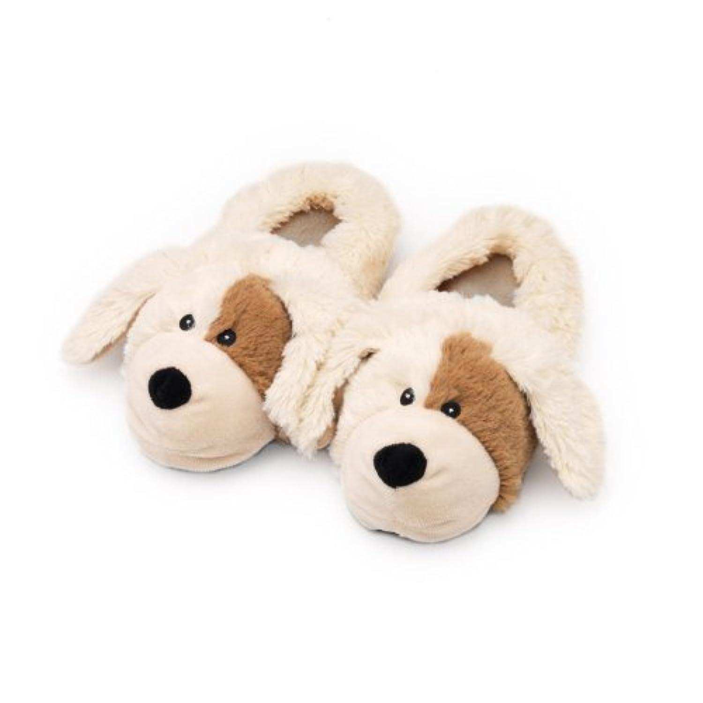 Cozy Head Kids Puppy Microwaveable Slippers 人形 ドール 【並行輸入】
