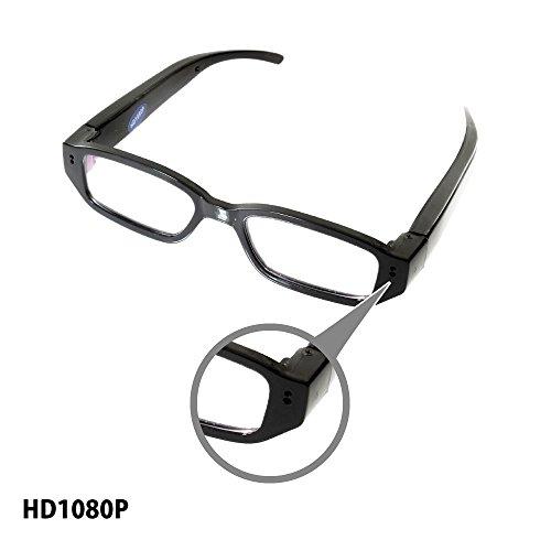 (APACE) スパイカメラ 超小型 メガネ型カメラ 高画質...