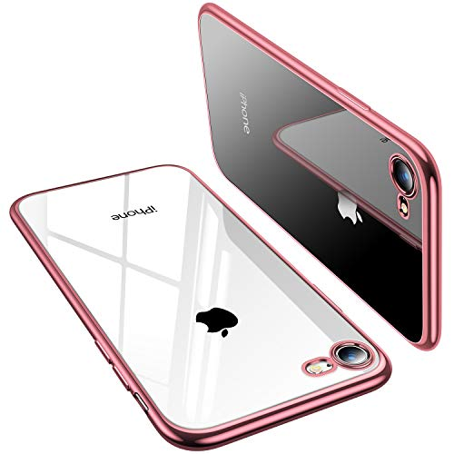 TORRAS iPhone8/iPhone7ケース 背面クリ...
