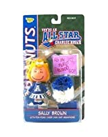 Sally from Charlie Brown Baseball Individual Peanuts Figure by Peanuts