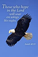 Isaiah 40: 31–Inspirational 9 x 12 Art Print LANT-47110-9x12