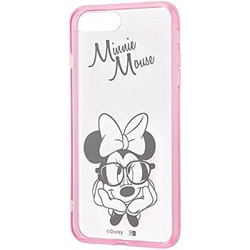 ad921d8346 レイ・アウト iPhone8 Plus / iPhone7 Plus ケース ハイブリッド ディズニーキャラクター ミニーマウス RT-DP15U/MN