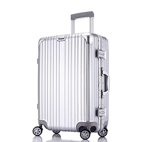 Unitravel スーツケース TSAロック搭載 キャリー...