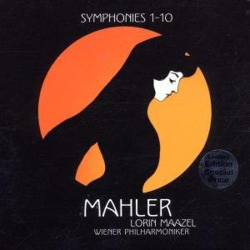Mahler:Symphonies 1-10