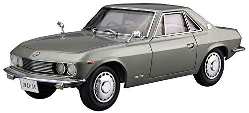 1/24 ザ・モデルカー No.66 ニッサン CSP311 シルビア '66