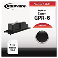 GPR6 Compatible, Remanufactured, 6647A003AA (GPR6) Toner, 15000 Yield, Black (並行輸入品)