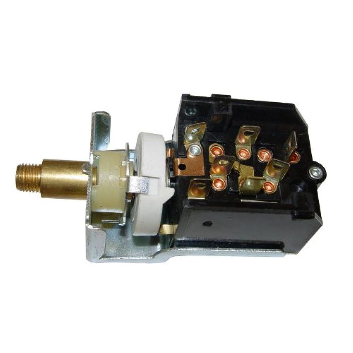 保険振りかけるショットOmix-ADA 172340.03ヘッドライトスイッチ、72?79ジープCJモデル