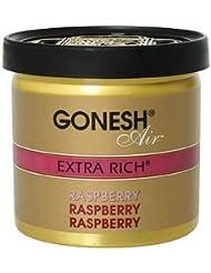 ガーネッシュ(GONESH) ゲルエアフレッシュナー ラズベリー 78g
