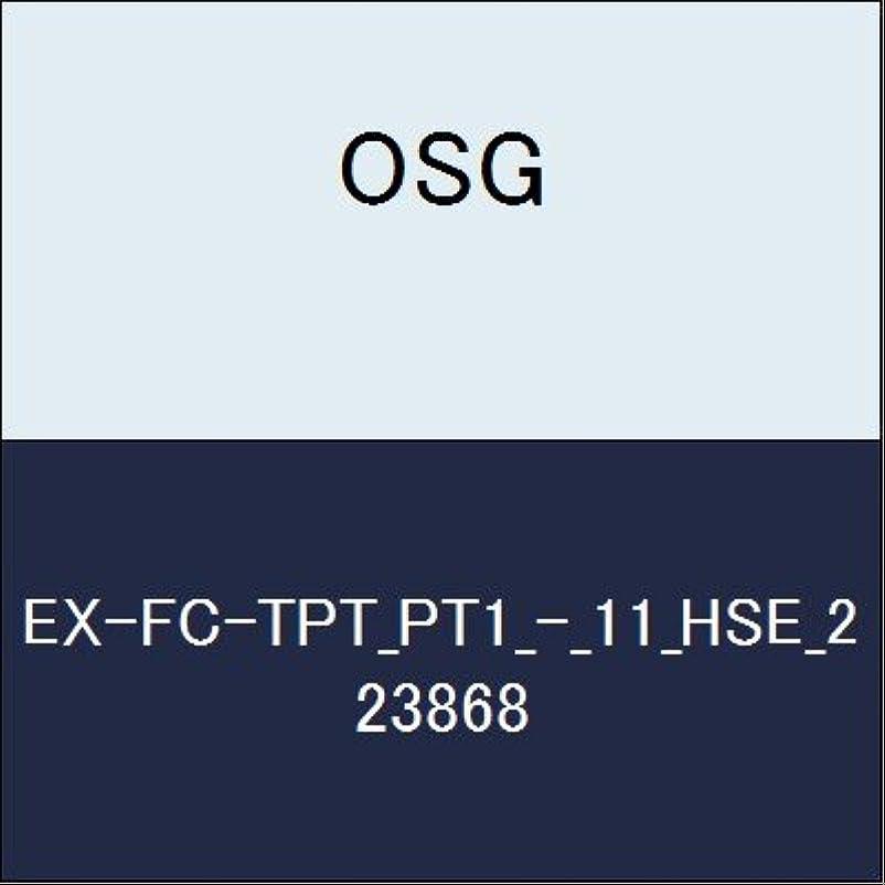 アブセイページェント暴露するOSG ハイス管用テーパタップ EX-FC-TPT_PT1_-_11_HSE_2 商品番号 23868