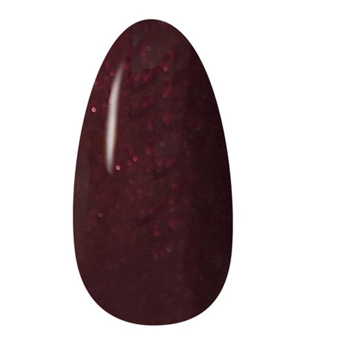 タービン天才種CherryDayネイルポリッシュ #260 ギャラクシーレッド 8mL