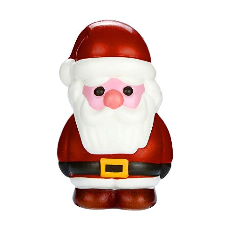 Squishies ジャンボ 低反発 子供用 Lovely Collection Toys かわいいクリスマスの香り付き ストレス解消おもちゃ 1 PC マルチカラー ILUCI