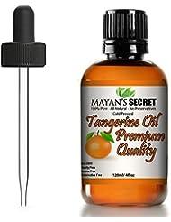 Tangerine 100% Pure, Best Therapeutic Grade Essential Oil- Huge 4oz Glass Bottle
