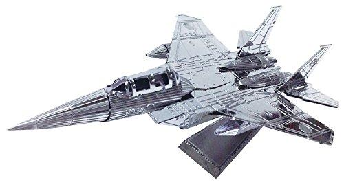 テンヨー メタリックナノパズル 航空自衛隊 F-15J