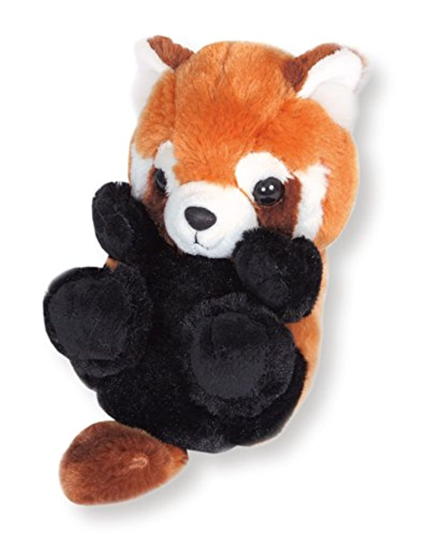 きゅんきゅんコロン レッサーパンダ ぬいぐるみ  高さ11cm
