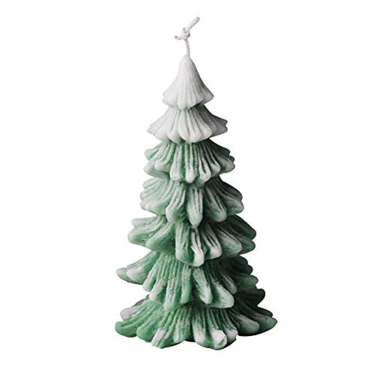第四ぬれた菊クリスマスキャンドル金型、松クリスマスの装飾の香りのキャンドルを香り