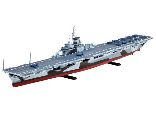 ドイツレベル 1/720 USS イントレピッド 05108 プラモデル
