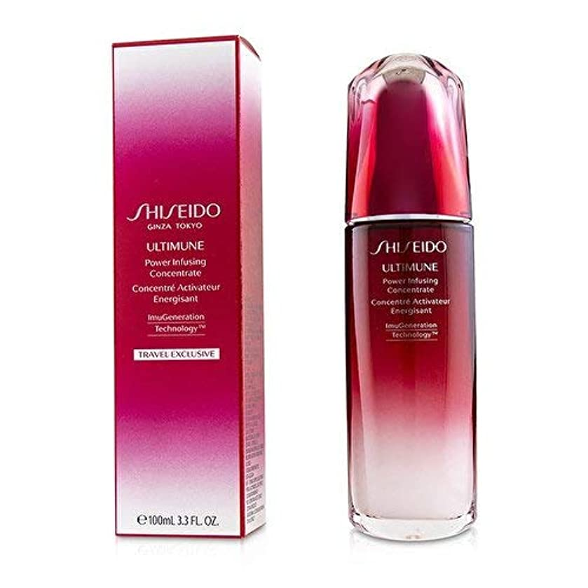 深さセンチメンタル行商資生堂 Ultimune Power Infusing Concentrate - ImuGeneration Technology 100ml/3.3oz並行輸入品