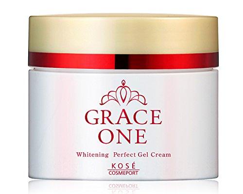 KOSE コーセー グレイスワン 薬用 美白濃潤ジェルクリーム 100g (医薬部外品)