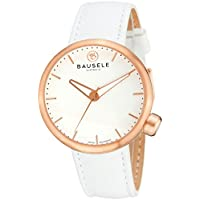 Bausele Men's Australian Designed - Comes with 2 easy interchangeable straps, Noosa - Moonlight