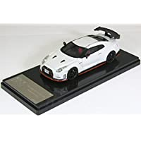 WIT'S 1/43 NISSAN GT-R NISMO N Attack Package ブリリアントホワイトパール 完成品