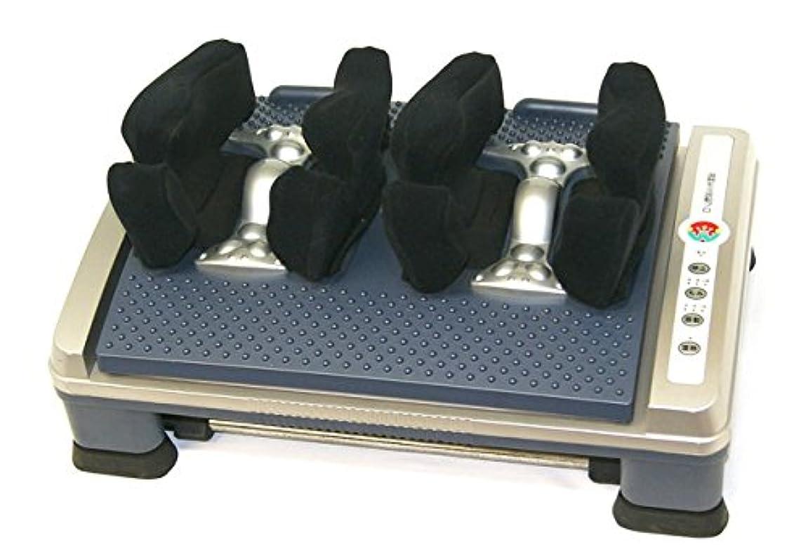 散歩に行く最もセールスマン大東電機 THRIVE スライヴ MD-5100 フットマッサージャー 温熱モミ波動プロ 家庭用