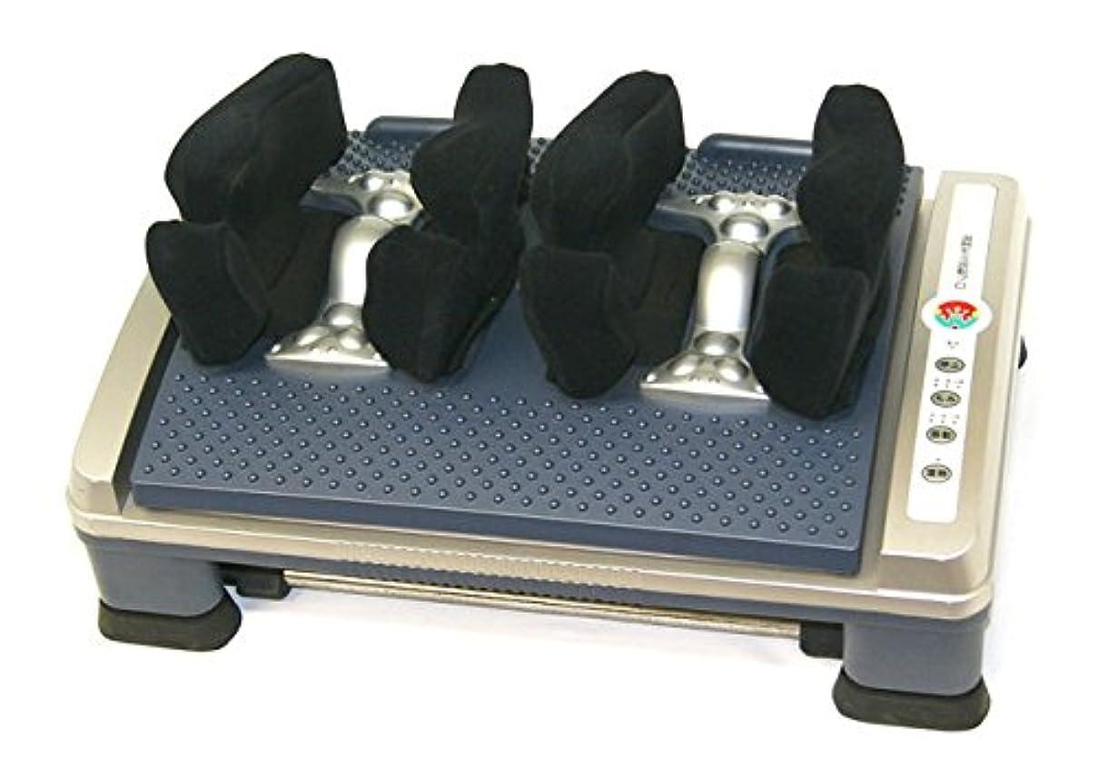 間接的個人的な雑草大東電機 THRIVE スライヴ MD-5100 フットマッサージャー 温熱モミ波動プロ 家庭用