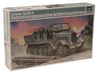 トランペッター 1/35 ドイツ軍 Sd.Kfz.6 5tハーフトラック 砲兵仕様 プラモデル