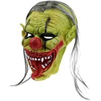 Perfk ラテックス製 不気味 仮面 マスク なりきりマスク