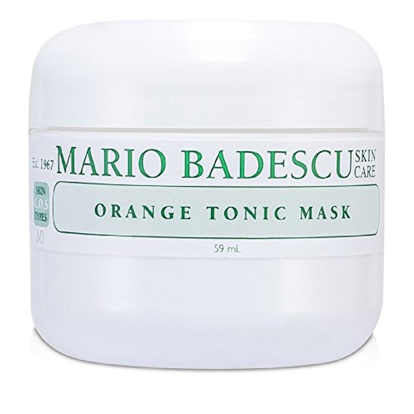 レクリエーション含意義務付けられたマリオ バデスク オレンジ トニックマスク 59ml/2oz並行輸入品
