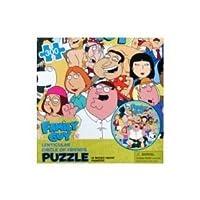 Family Guy Lenticularサークルofフレンズ300pc。パズル
