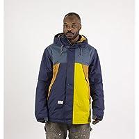 HOLDEN 14-15モデル【ホールデン】Varsity Jacket PEACOAT MULTI Mサイズ ウェア ジャケット メンズ スノーボード[正規品]