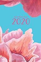 Wochenkalender 2020: Wochenplaner mit einer Woche pro Doppelseite I Jahres- und Monatsuebersicht I inklusive Tracking | ca. Din A5 | 005