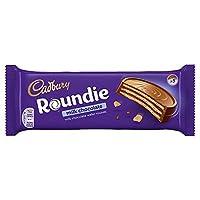 [Cadbury ] キャドバリーRoundieミルクチョコレート150グラム - Cadbury Roundie Milk Chocolate 150G [並行輸入品]