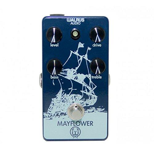 Walrus Audio ウォルラスオーディオ オーバードライブ ギターエフェクター MAYFLOWER