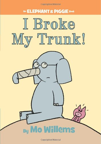 I Broke My Trunk! (An Elephant and Piggie Book)の詳細を見る
