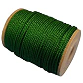 三友産業 グリーン補修糸 1.5mmX50m 緑 HR-231
