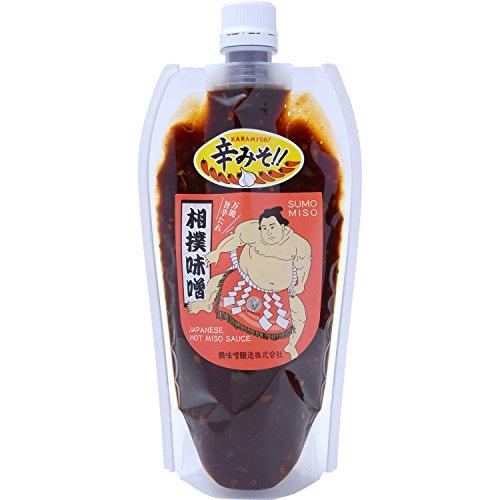 鶴味噌醸造 相撲味噌 チューブ 360g