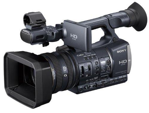ソニー SONY デジタルHDビデオカメラレコーダー AX2000 HDR-AX2000/H