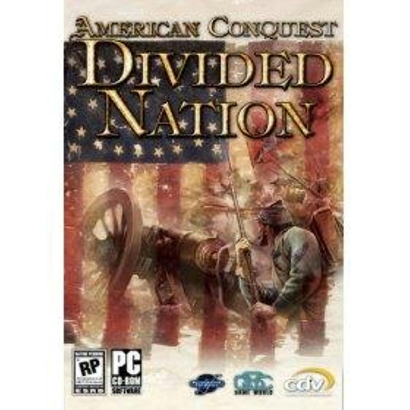 圧倒的静かにトンネルAmerican Conquest Divided Nation (輸入版)
