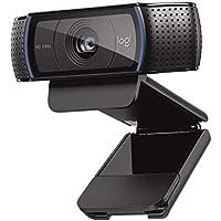 ロジクール ウェブカメラ C920n ブラック フルHD 1080P ウェブカム ストリーミング 自…