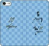 iPhone/Xperia/Galaxy/他機種選択可:サッカー/グラフィティ手帳ケース(デザイン:Cマンチェスター/10番_01) 07 iPhone8