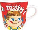 ティーズファクトリー マグカップ ミルキー H7.8×Φ8.8cm ペコちゃん マグ&タオルセット PE-5524458MK