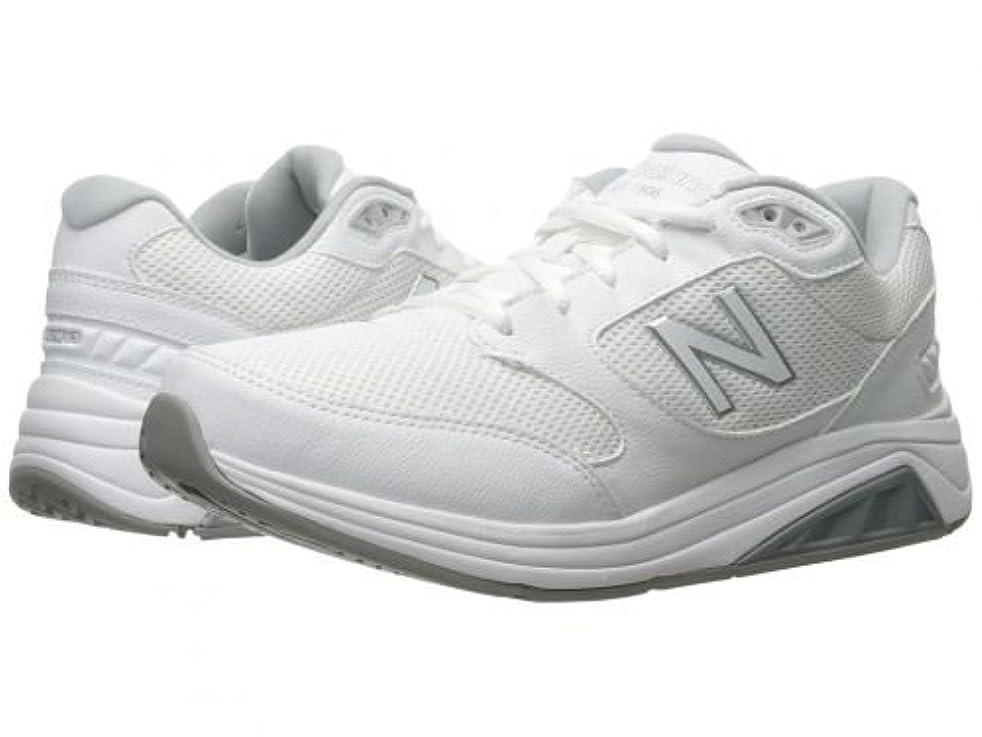 連鎖受粉する軽くNew Balance(ニューバランス) メンズ 男性用 シューズ 靴 スニーカー 運動靴 MW928v3 - White/White 2 [並行輸入品]