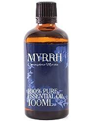 Mystic Moments   Myrrh Essential Oil - 100ml - 100% Pure