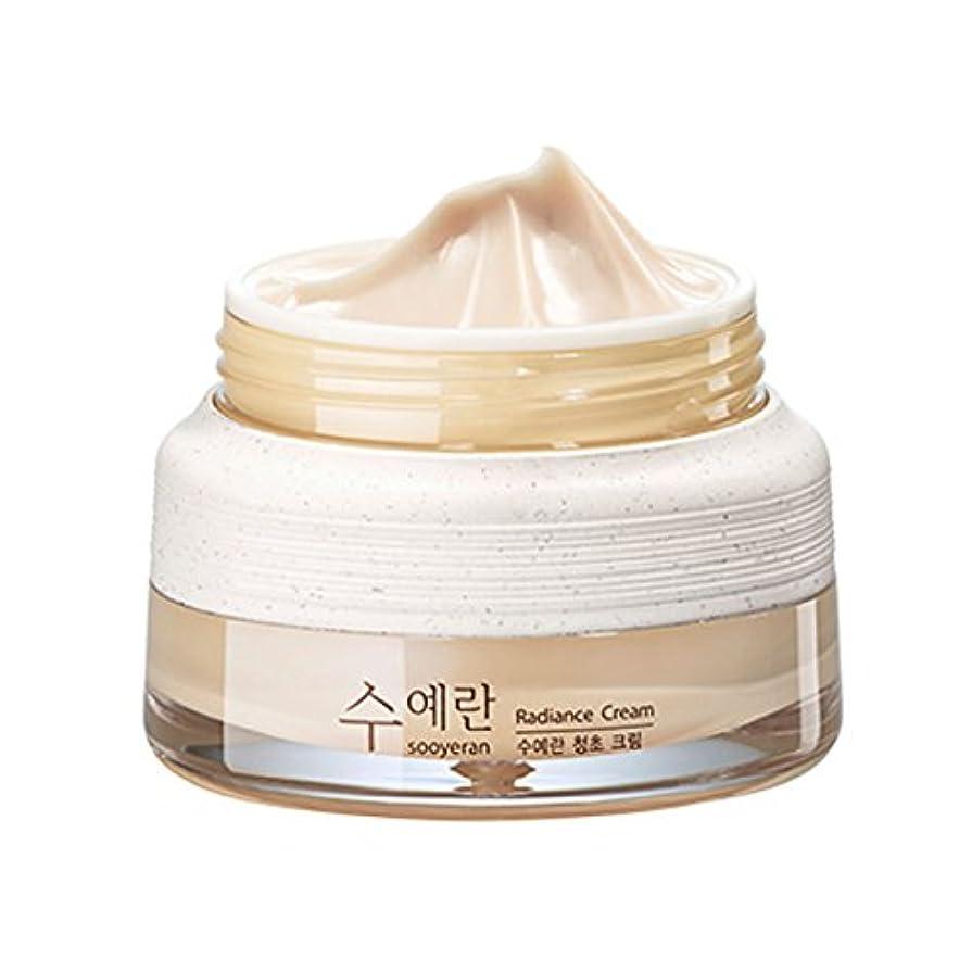 蜂木製サーマル[ザセム] The Saem スイエラン 清楚 クリーム Sooyeran Radiance Cream (海外直送品) [並行輸入品]